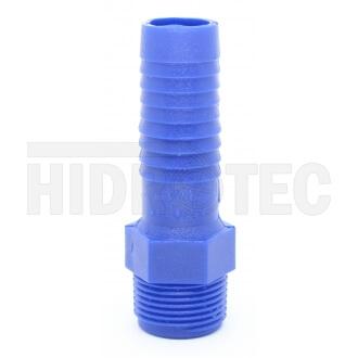 """Adaptador de mangueira 3/4"""" (plástico) ZM-1P-38 / ZM-44 Maxxi"""