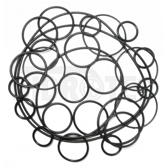 Aneis o'ring ZM-11/420, ZM-15/420, ZM-15/600 (jogo)