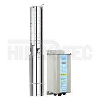 Bomba solar 4P-150V ZM/TF 100/7000 - 1500W