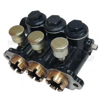 Cabeçote completo ZM-25/420, ZM-25/450, ZM-30/600 (unitário)