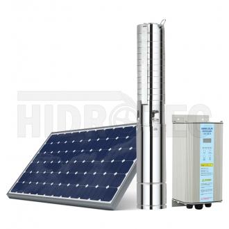 Gerador de energia bomba solar 4P-150V ZM/TF 100/7000