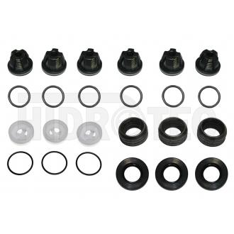 Kit reparo - Gaxetas, válvulas, retentores dos pistões, anéis intermediários ZM-11/420, ZM-15/420, ZM-15/600, ZM-11/42