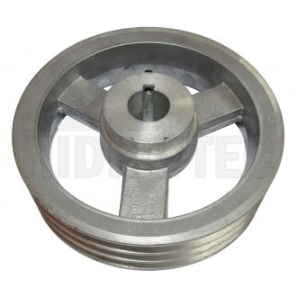 Polia do virabrequim lavadora ZM-30/500, ZM-45/500, ZM-50/600 (unitária)