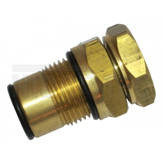 Válvula de segurança para a bomba de membrana ZM-6 / ZM-10 / ZM-15