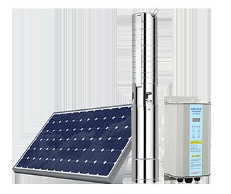 Gerador de energia bomba solar